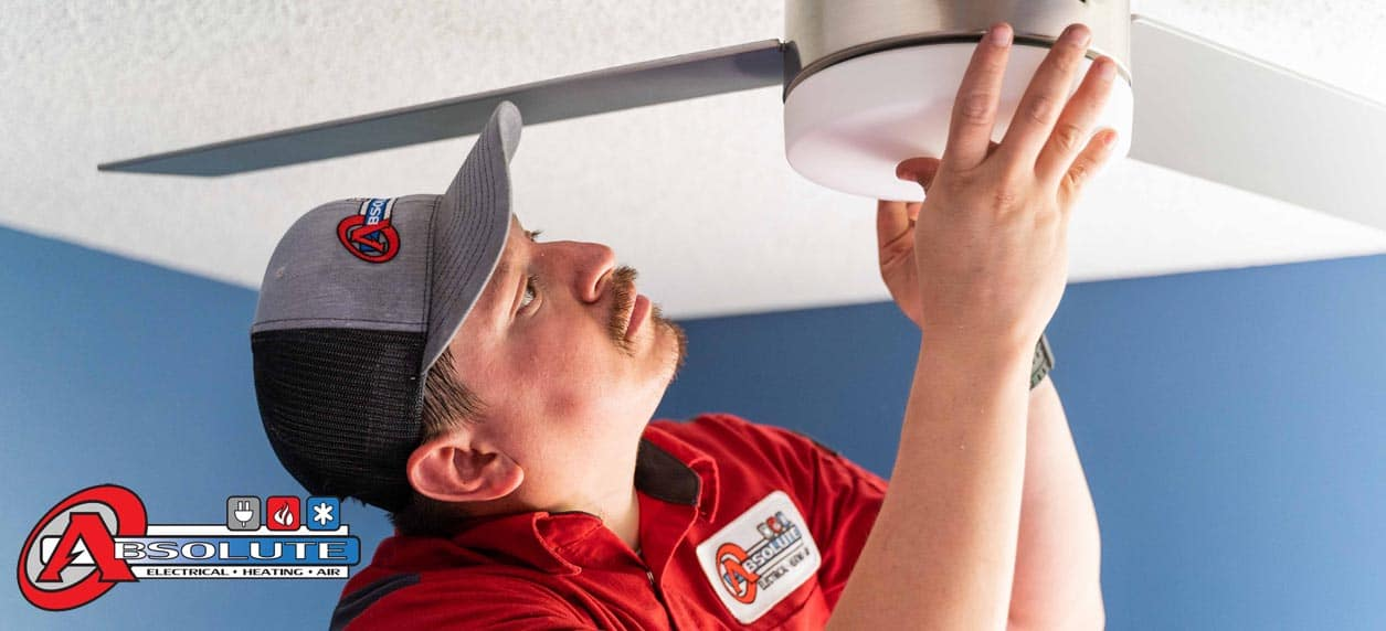 Ceiling Fan Installation in Denver | Denver Ceiling Fan Repair