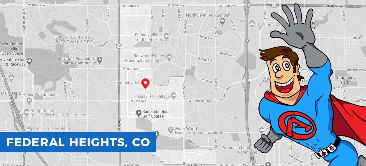 AC, Heating & Electrical Contractors in Federal Heights, CO