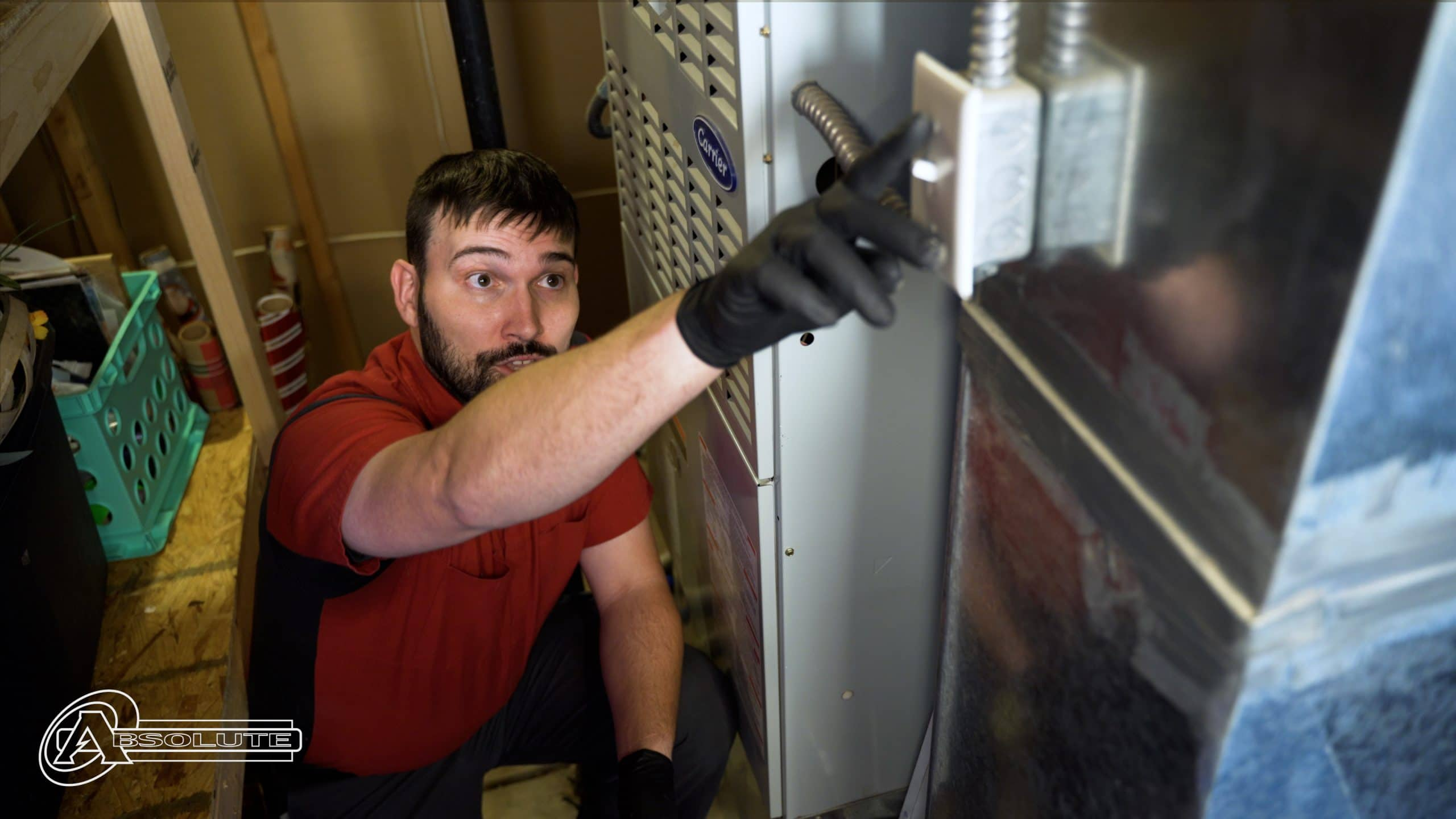 Flip The Switch To Turn Off Your Furnace