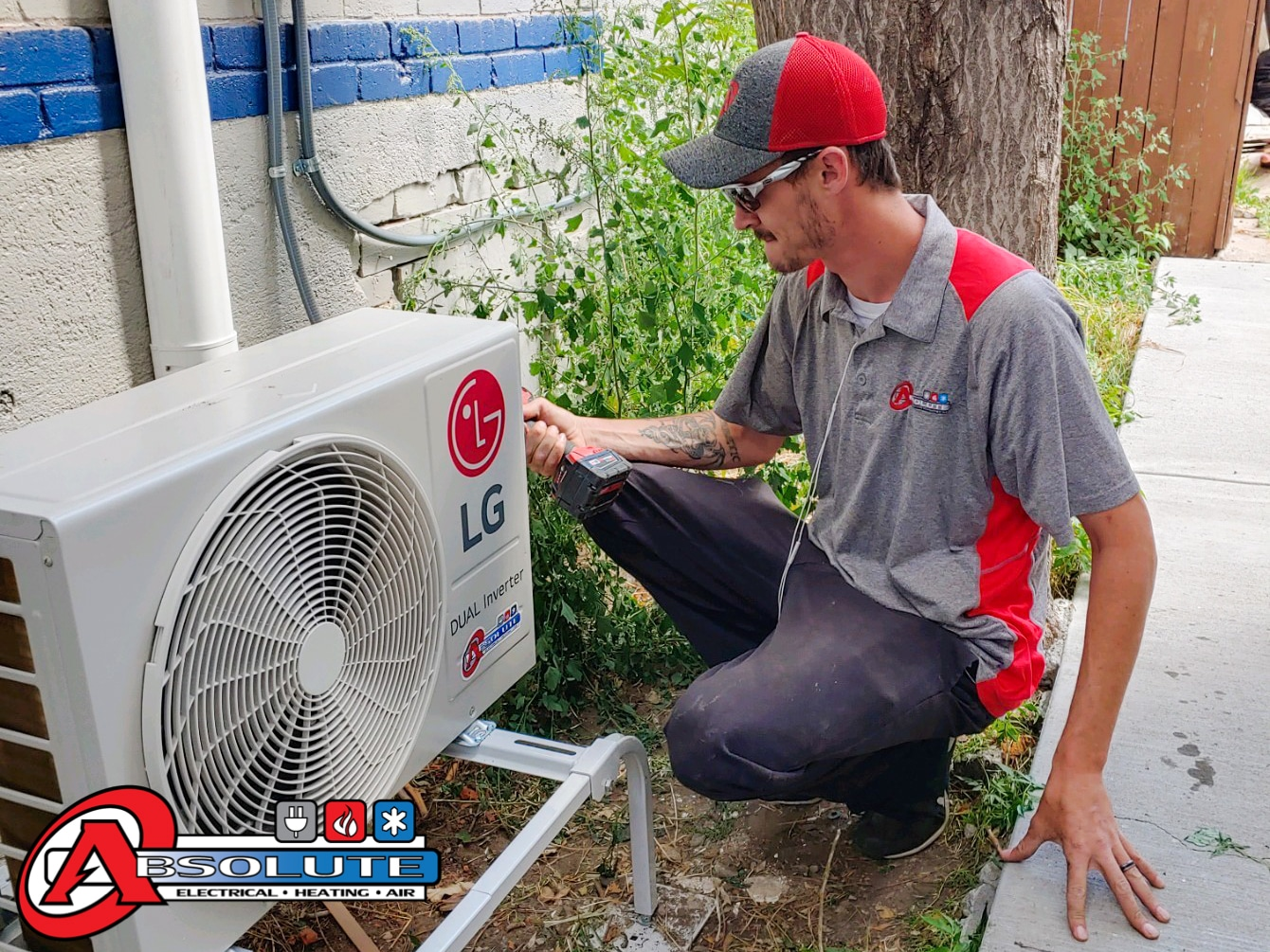 ductless mini split installation services